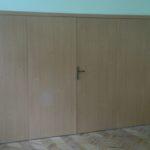 Drzwi składane 4x80'. Przedszkole.