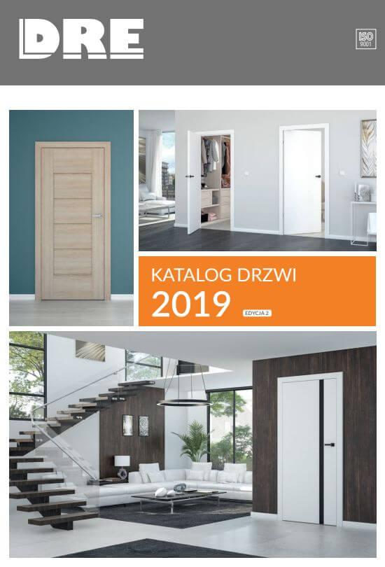 Katalog drzwi DRE